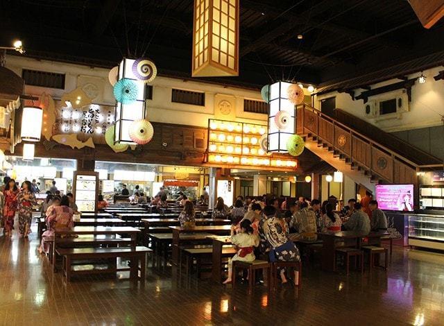 大江戸温泉10
