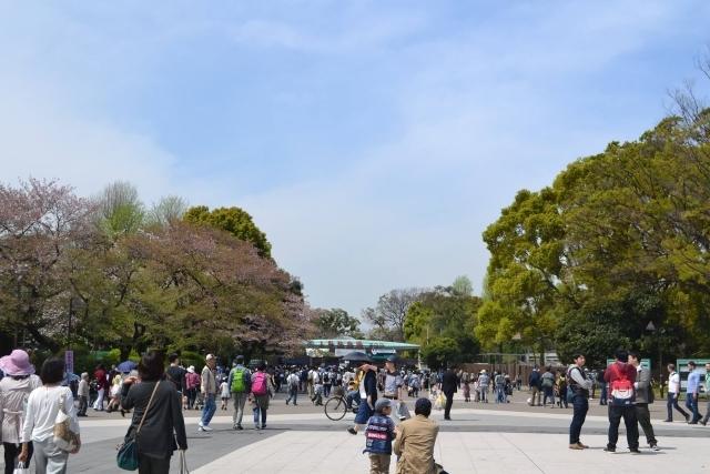 『上野動物園』最寄り駅から5分!電車・車を使ったアクセス方法紹介