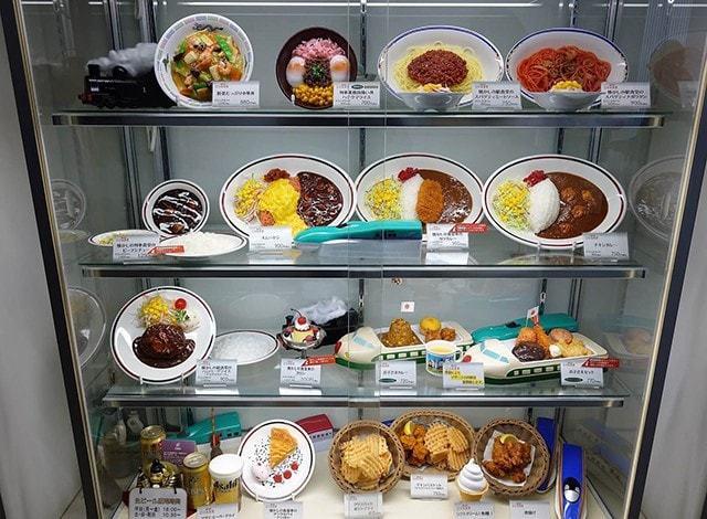 レストラン「日本食堂」2