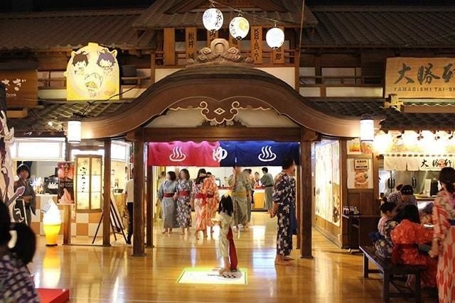 『大江戸温泉』は浴衣選びが肝心!柄の種類・サイズ・着方まで