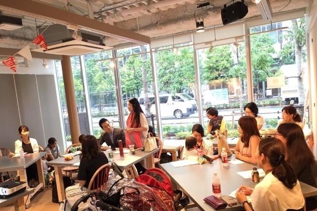 横浜にある「こまちカフェ」です。