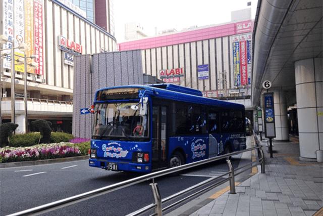 しながわ水族館へのアクセス 電車・バスの行き方、最寄り駅情報
