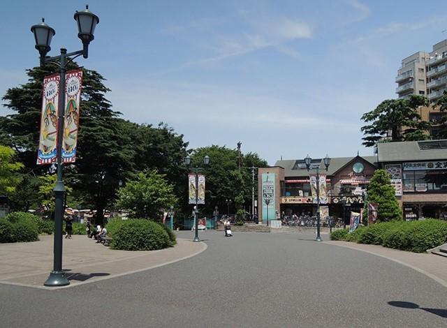 西武線豊島園駅からのアクセス2