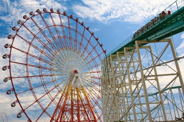 【茨城】日立・つくば周辺の遊園地・テーマパーク6選!子供が楽しめる