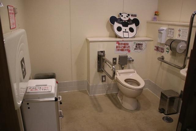 【トイレ・オムツ替え】4