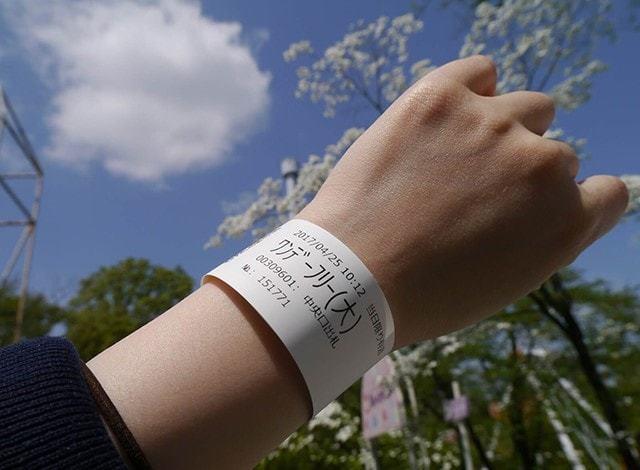 ワンデーフリーチケット(ゆうえんち入園+アトラクション乗り放題)
