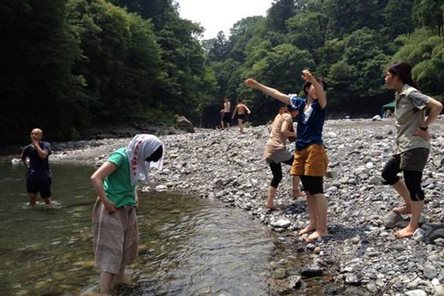 東京都内の川遊びスポット10選 綺麗な川で子供と遊ぼう