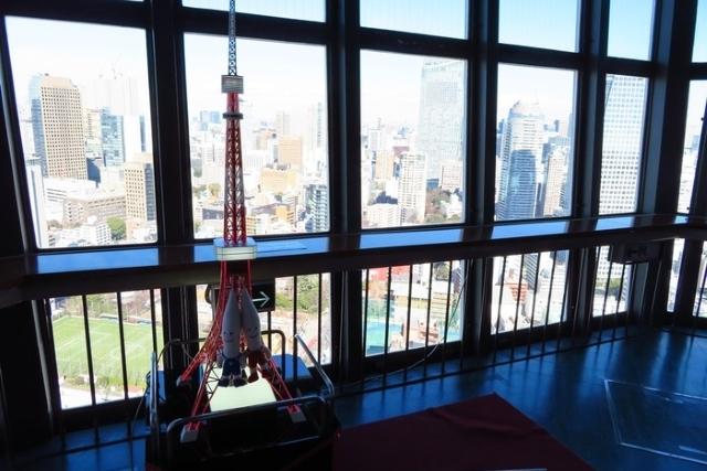『東京タワー』高さ150メートルの大展望台の楽しみ方!