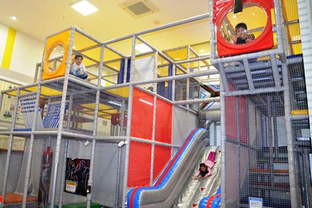 千葉の超人気遊園地から雨の日も遊べる室内アスレチックまで5選!