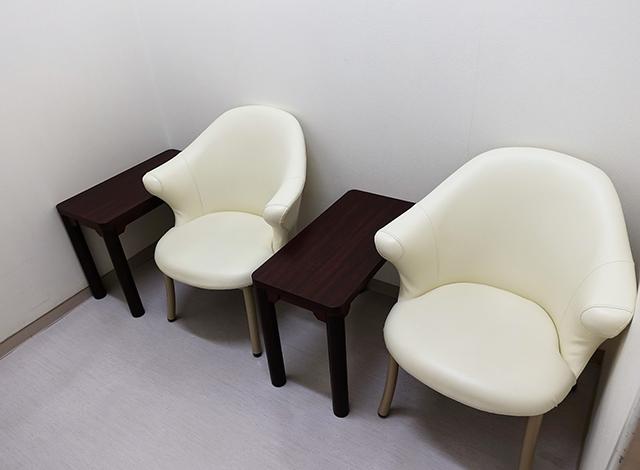 お手洗い・おむつ替えスペース・授乳室2