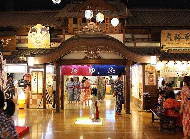 大江戸温泉11