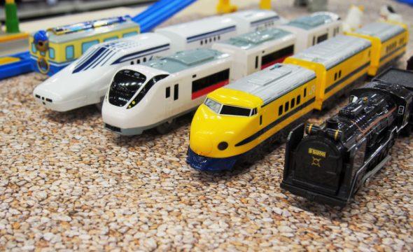 【東京】電車好きな子供必見!おでかけスポットランキング情報!