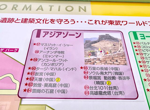 『東武ワールドスクウェア』29