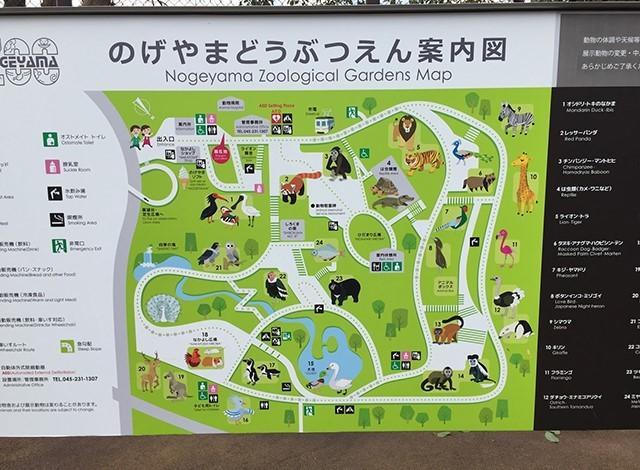 野毛山動物園』100種以上の動物...