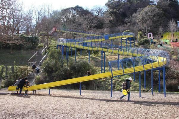 金沢自然公園(金沢動物園)/横浜市金沢区