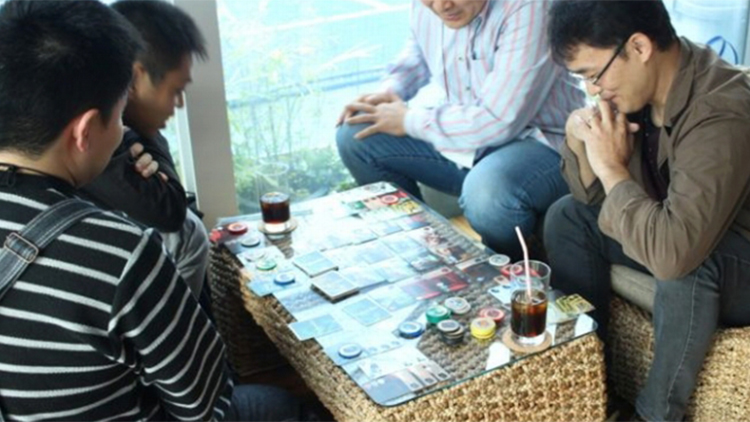 Board Game Cafe Lounge ROSAのイメージ画像です。