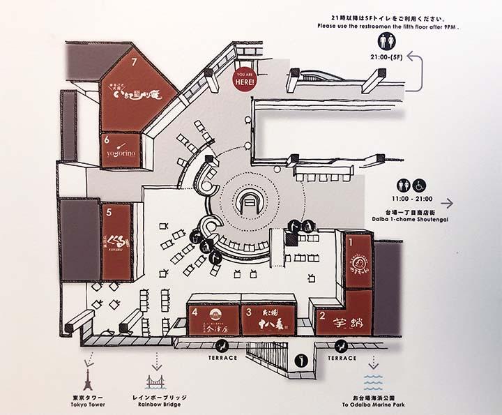 たこ焼きミュージアム 地図