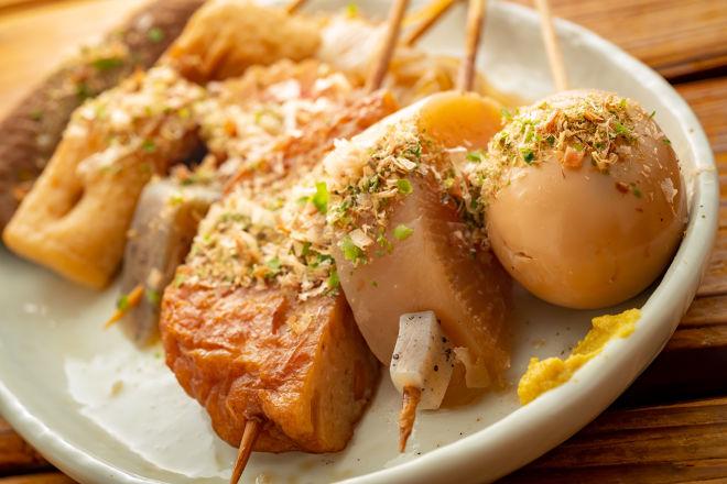 新宿の美味しいおでん屋さん3選|予約必須の人気店をご紹介!