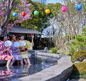 東京お台場 大江戸温泉物語のクーポンです。