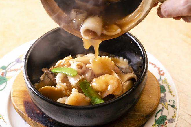 中国料理 白鳳の料理です。