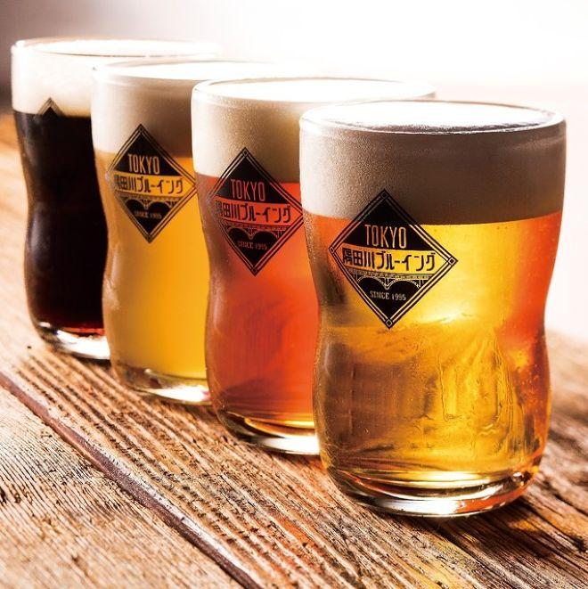 【新宿】最高に美味しいクラフトビールが飲める店3選!ハッピーアワーでお得に