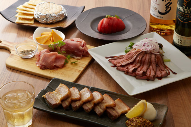 渋谷の燻製が美味いお店3選|個室・飲み放題有り!チーズ&肉料理の絶品まとめ