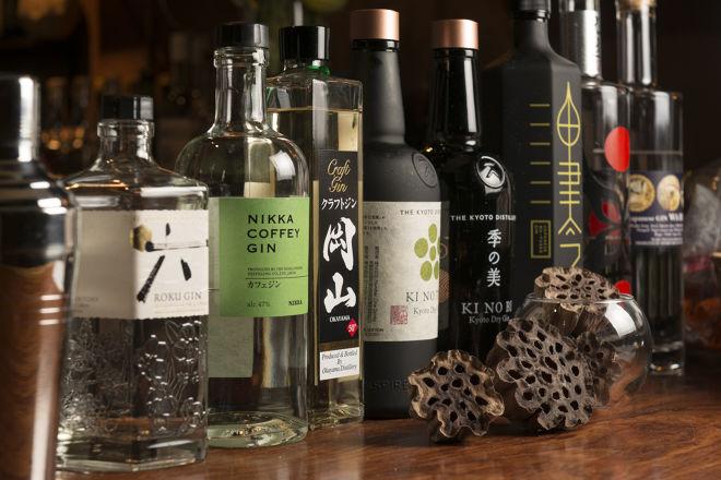 japanesewhisky&spirits Bar蕾のメニューです。