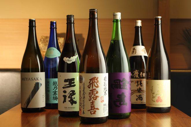 渋谷で美味しい日本酒が飲める店5選!飲み放題や昼飲みも|個室もあり