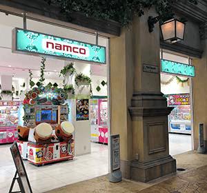 namco ヴィーナスフォート店 クーポンイメージ
