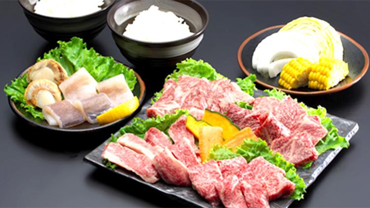 神戸ステーキダイニング 櫻の内観です。