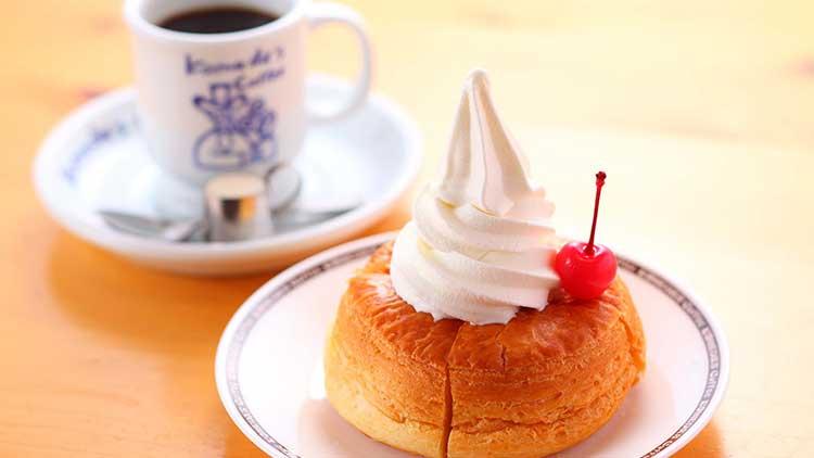 コメダ珈琲店 池袋西武前店のメニューです。