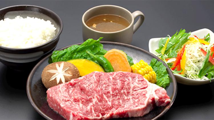 神戸ステーキダイニング 櫻のメニューです。