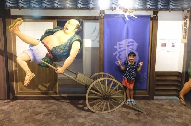 東京トリックアート迷宮館 (3)