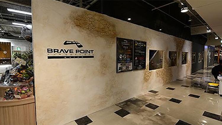 Brave Point 台場店 外観