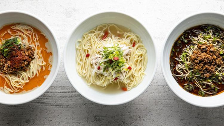 中国料理「唐宮」 ラーメン