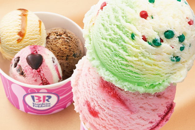 サーティワンアイスクリーム 池袋店のアイス