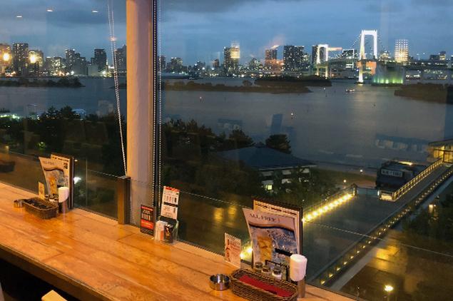 【女性が喜ぶ】お台場の夜景が綺麗なレストラン5選 クーポン掲載