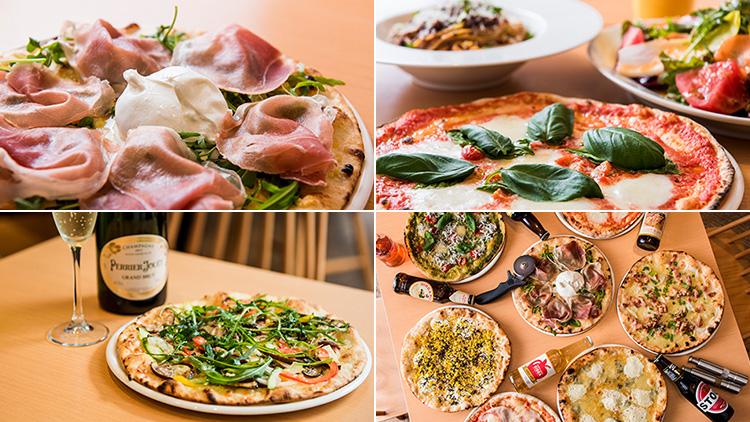 Pizzeria D'oro Roma 台場店のメニューです。