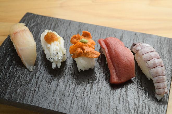 肴と鮨 津作 メニュー