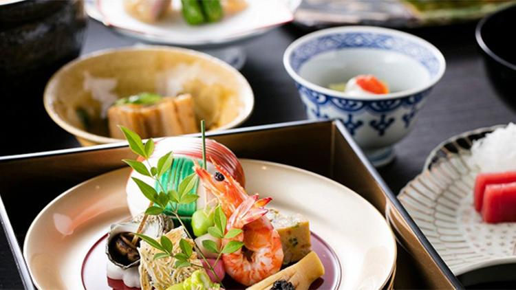 日本料理「さくら」 メニュー1