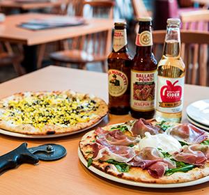 Pizzeria D'oro Roma 台場店 クーポンイメージ