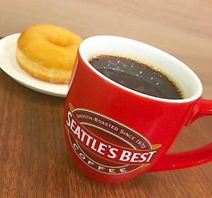 SEATTLE'S BEST COFFEE 池袋サンシャイン60店のクーポン