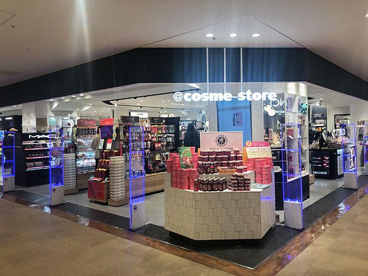 cosme store ルミネ池袋店 外観