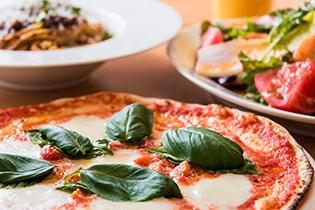 お台場のピザ6選!ナポリ・ローマ風の専門店|ロジックのクーポンも