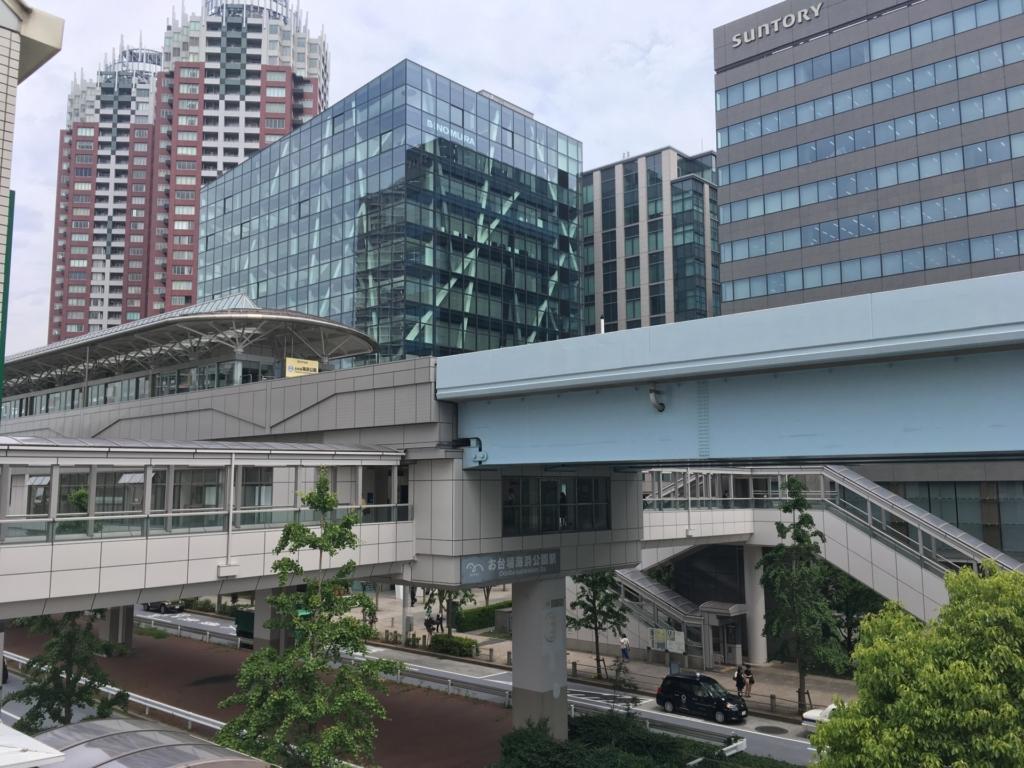 マダムタッソー お台場海浜公園駅