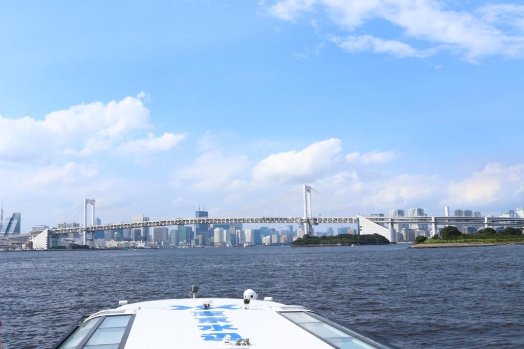 マダムタッソー 東京湾