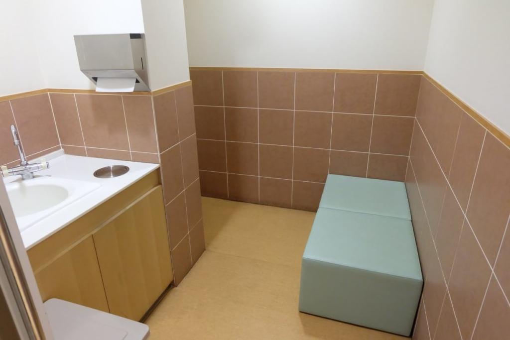 下田海中水族館 授乳室