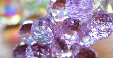 箱根ガラスの森美術館 クリスタルガラス