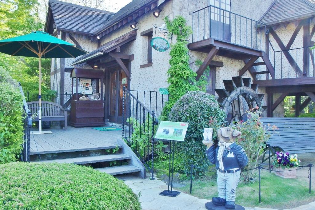 箱根ガラスの森美術館 アチェロ