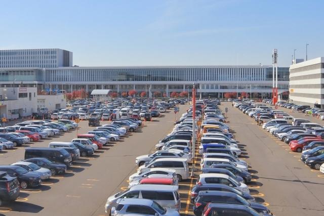 八景島シーパラダイス-専用駐車場イメージ